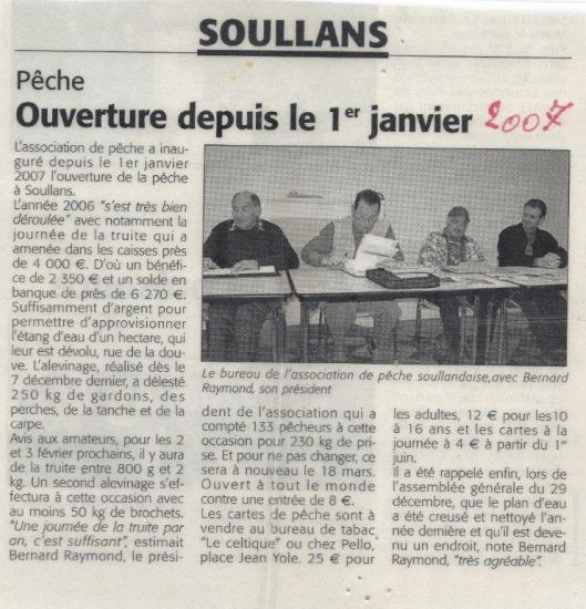 2007 - La presse en a parlé