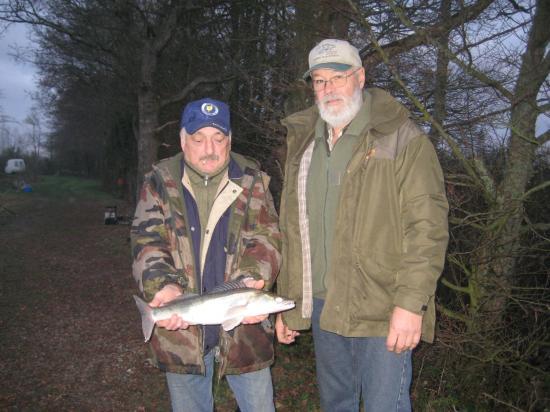 Bravo à Bernard et Roger - 02/2011