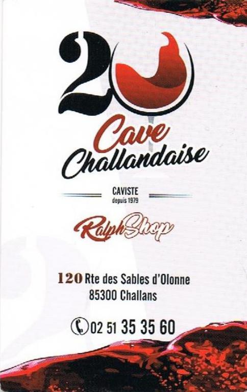 Cave challandaise